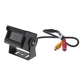 10 LED Light Night Vision Rear View Camera for Car Reversing
