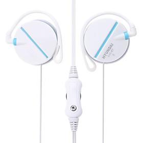 HYUNDAI Sporty Hi-fi Stereo Headphone with Mic for Gaming  Skype