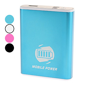 Mobile Power for Digital Products (Assorted Colors, 12000 mAh)