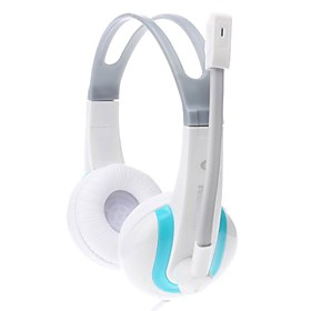 HYUNDAI Superior Sound Comfort Stereo Headphone with Mic for Gaming  Skype