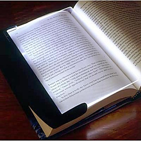 Light Panel Paperback LED Book Reading Lightwedge (CEG50168)