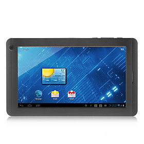 Hondo - Dual Core Android 4.0 Tablet with 7 Inch Capacitive Screen (8GB, WiFi, 1.2GHz,)