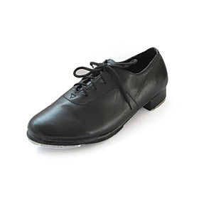 Leatherette Upper Tap Dance Shoes for Men/Kids Tap Included