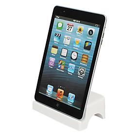 Lightning Docking Station Charger for iPad Mini, iPad 4 (White)