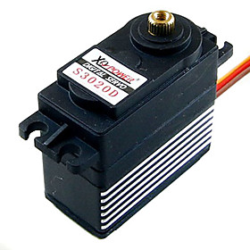 XQ-Power Digital Metal Gear Servo 60g/20kg/.14