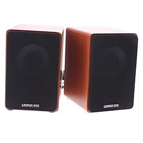 M30 Wooden 2.0 Mini Speakers