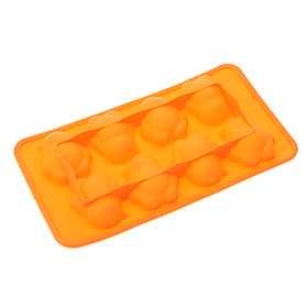 Chick Shaped Silicone Ice Cubes Tray DIY Mould