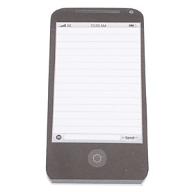 Smart Phone Style 50 Sheets Memo Note