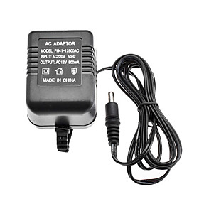 EU 5V 1A AC DC Power Adapter with Cable