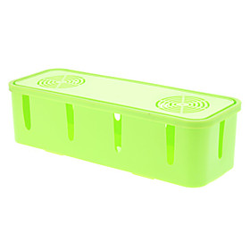 Household Wire Arrangement Storage Box (Random Color)