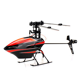 6-Channel Indoor Mini 3D Tumbling Remote Control Non Aileron Helicopter