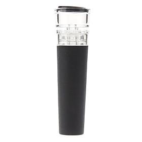 3.5 Transparent Wine Vacuum Pump Bottle Stopper