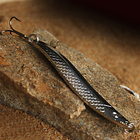 Metal Bait 85mm/28g Sinking Fishing Lure 5pcs
