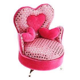 Sweet Heart Sofa Design Jewellery Storage Box Valentine Gift