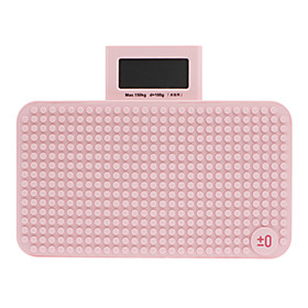 Portable DIY Electronic Personal Scale YHB1305-PK (150kg, 0.1kg)