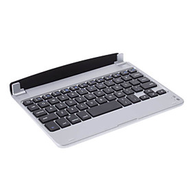 Bluetooth 3.0 QWERTY Keyboard with Magnic Clip for iPad Mini