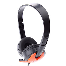SW-012 Super Bass Wired Comfort Style Stereo Headphone