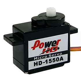 PowerHD High-performance Mini Servo 5.5kg/0.9kg/.10