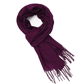 SKT Wool Solid Color Scarf S13AW01(more colors)