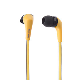 Stereo Earphones for iPhone with Carrying Case