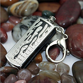 Silver-Plated Stainless Steel Waterproof Lighters