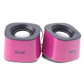 2.0 Portable Digital Speaker in Blue Pillar Feature