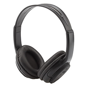 High-Quality Bluetooth Stereo Headphones with Mic (Bt3)