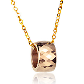 Stylish Stainless Steel Women's Necklace