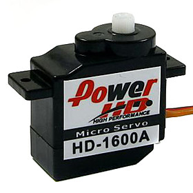 PowerHD High-performance Mini Servo 6kg/1.2kg/.10