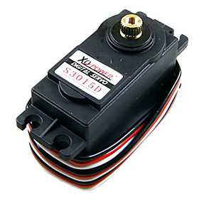 XQ-Power Digital Metal Gear Servo 56g/16kg/.12