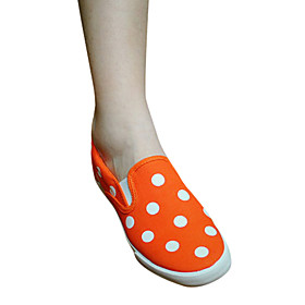 Circle Dot Pattern Fashion Women'S Shoes(Assorted Sizes and Colors)