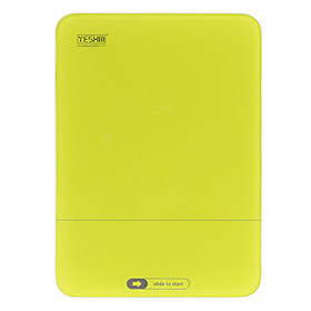 Fashionable Design Electronic Kitchen Scale YHC1303-LL1 (Green)