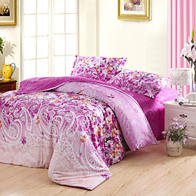 Inseparable Full 4-Piece Duvet Cover Set
