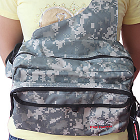 Multifunctional Waterproof Camouflage Fishing Tackle Bag