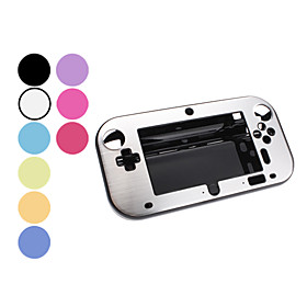 Aluminum Protective Case for Wii U GamePad (Assorted Color)