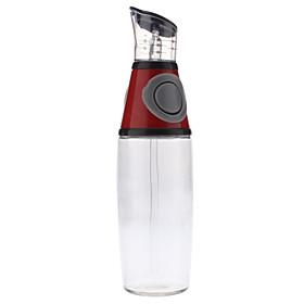 Press and Measure 500ml Oil Vinegar Dispenser