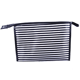 High Quality Classics Stripe Design 28 8 20cm Cosmetic Bag