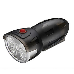 Akslen 5-LED Goblet of Fire Modeling Waterproof Bike Front Light HL-60