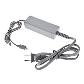 US Regulation AC Power Adapter For Wii U GamePad