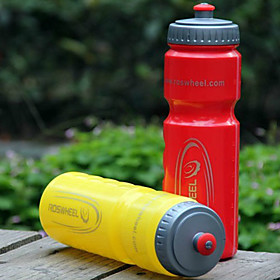 ROSWHEEL 700ML Extruded Plastic Sport Bottle without Dustproof Cover 51514