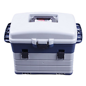 High-capacity Lure Box Tackle Box (35 22 30cm)