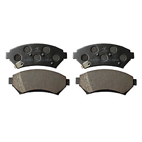 Front Ceramic Brake Pad Set for Buick Century, Buick LeSabre, Buick Park Avenue, Buick Regal, Buick Riviera