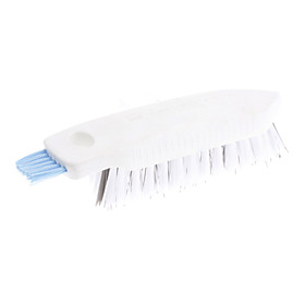 2-in-1 Bathroom Wall Tile Corner Cleaning Brush