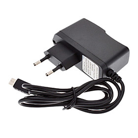 EU Regulation AC Power Adapter For Wii U