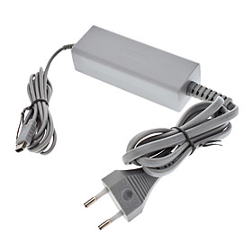 EU Regulation AC Power Adapter For Wii U GamePad