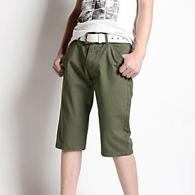 Casual Shorts - Recientemente Delgado Shorts Casual