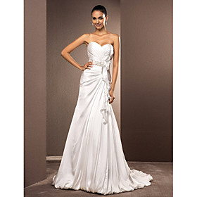 Light In The Box Wedding Dress Review