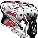 BIG BERTHA 460 complete set golf Clubs(3w+9I+1P) & bag good quality