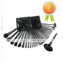 wholesale New 32 Pcs Professional Makeup Brush With Free Case (TSLR0810-0009)