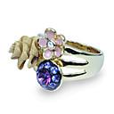 wholesale Amazing CZ/Alloy Fashion Ring (0986-j10)